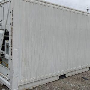 uus külmutuskonteiner